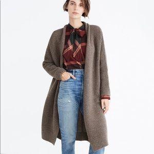 MADEWELL X Fulton Sweater Coat